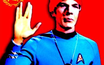 Spock a lo Che Guevara