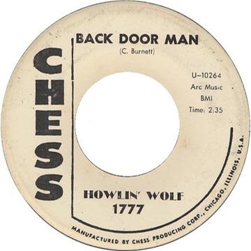Muddy Waters - Back Door Man