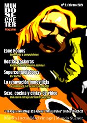 Mundo Secreter Magazine Nº 2. Febrero 2021