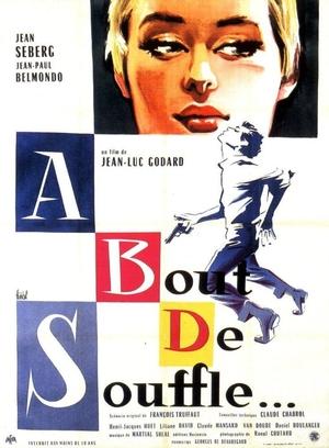 Tipo 3: À bout de souffle (Jean-Luc Godard, 1960)