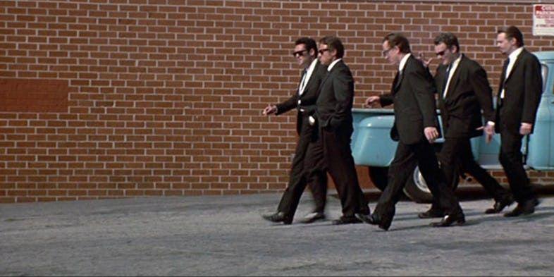 Reservoir Dogs (Quentin Tarantino. 1992)