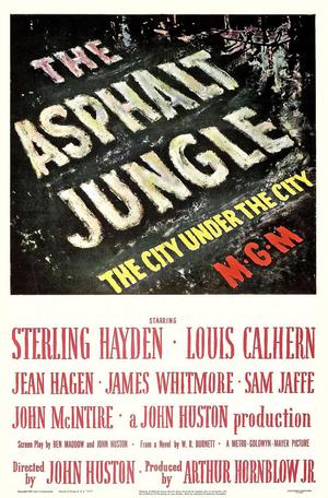 Tipo 4: The Asphalt Jungle (John Huston, 1950)