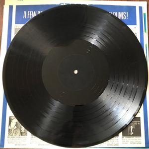 Del Sannon - Acetato de Home And Away (1966) grabado solo por una cara. Única copia conocida en Discogs.