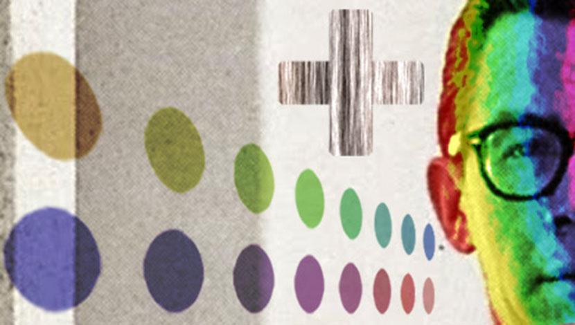 Ken Nordine, el hombre que susurraba a los colores